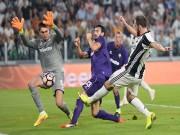 """Fiorentina - Juventus: Siêu sao rực sáng,  """" nhát kiếm """"  phút 86"""