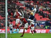 """Góc chiến thuật Tottenham - Arsenal: Vỡ vụn bởi pressing, """"hung thần"""" Harry Kane"""