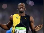 Usain Bolt tửu sắc quá độ, chạy 100m thua danh hài