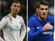 Real khủng hoảng, sẽ mua lại Morata lần thứ 2 thay Ronaldo?