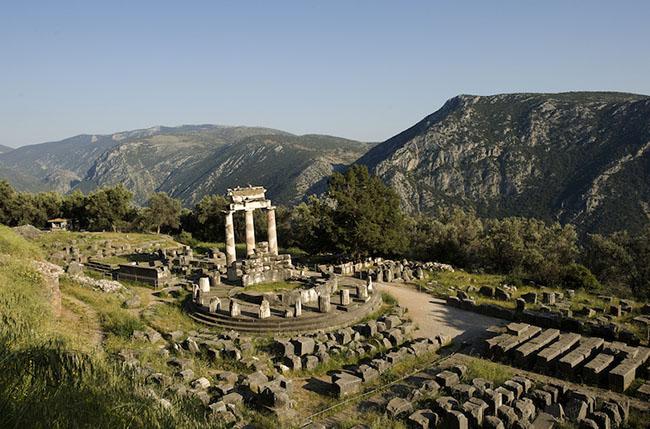 Những địa danh nổi tiếng khiến du khách bị mê hoặc ở Hy Lạp - 6