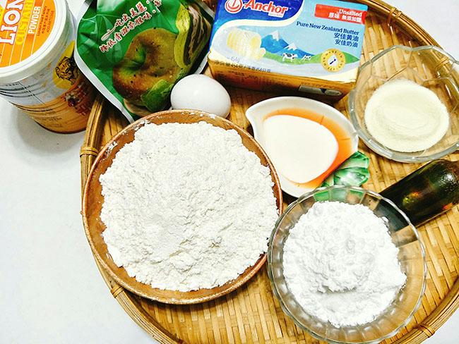 Đãi khách tới nhà với bánh quy trà xanh giòn xốp, thơm lừng hương matcha - 2