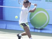 Hoàng Nam chiến đấu như U23 Việt Nam, giảm chơi Tết để vào top 300 ATP