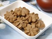 Ẩm thực - Bánh quy chocolate tặng người yêu cũng hợp mà Tết đãi khách cũng ngon