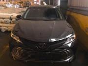 Toyota Camry XLE 2018 phiên bản Mỹ lần đầu tiên về Việt Nam