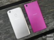 Tầm giá 6 triệu đồng, chọn Oppo F5 Youth Sony Xperia XA1 Plus chơi Tết?