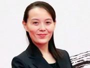 """Em gái lãnh đạo Kim Jong-un đang làm Thế vận hội Mùa đông  """" nóng lên """"  như thế nào"""