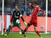 Bayern Munich - Schalke: Song sát lên tiếng, định đoạt hiệp 1