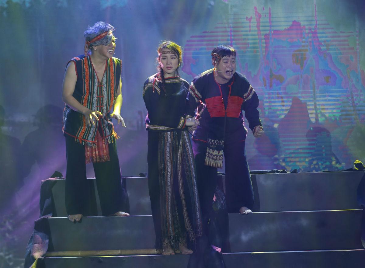 """Trưởng nhóm X-Pro đoạt quán quân """"Người nghệ sĩ đa tài 2017"""" - 3"""