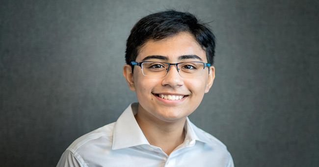 Thiên tài 14 tuổi trở thành chuyên gia trí tuệ nhân tạo trẻ nhất thế giới - 1