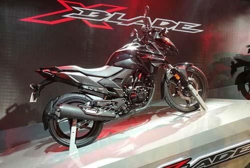 Honda X Blade 160 ra mắt, về đại lý vào tháng 3 tới - 1