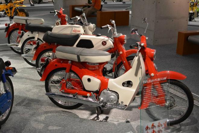 Những mẫu xe máy lạ vô cùng của Honda - 2