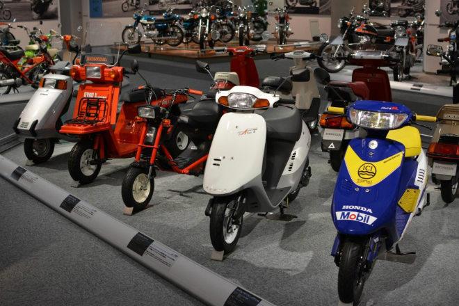 Những mẫu xe máy lạ vô cùng của Honda - 12