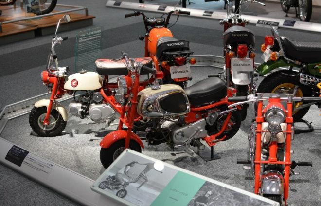 Những mẫu xe máy lạ vô cùng của Honda - 8