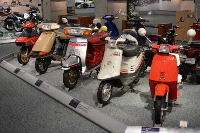 Những mẫu xe máy lạ vô cùng của Honda - 13