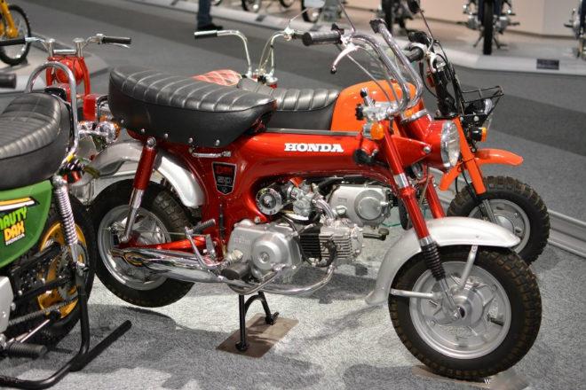 Những mẫu xe máy lạ vô cùng của Honda - 7