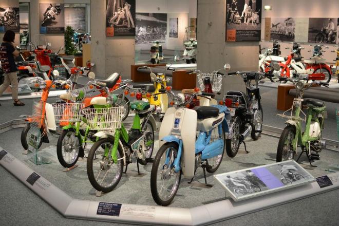 Những mẫu xe máy lạ vô cùng của Honda - 6