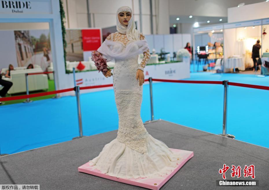 """Ngắm """"cô dâu"""" cầm xoàn ăn đặt, trị ví 22,6 tỷ đồng duy nhất chỉ có ở Dubai - 1"""