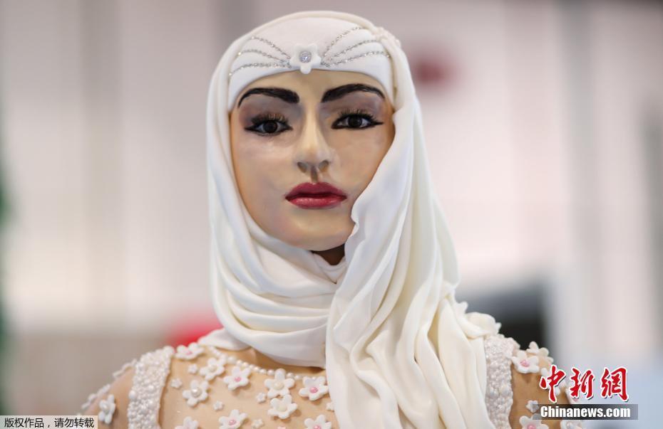 """Ngắm """"cô dâu"""" cầm xoàn ăn đặt, trị ví 22,6 tỷ đồng duy nhất chỉ có ở Dubai - 2"""