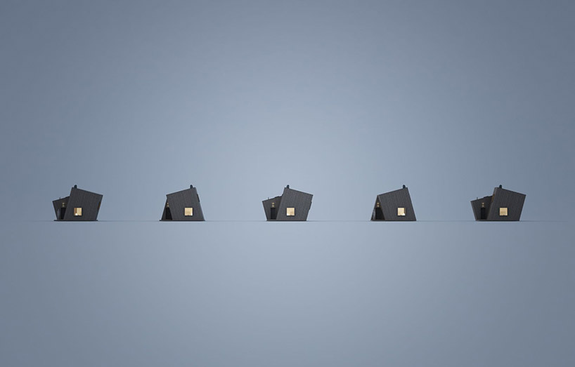 Ngắm kiến trúc độc lạ của khách sạn nổi giữa dòng sông ở Thụy Điển - 9