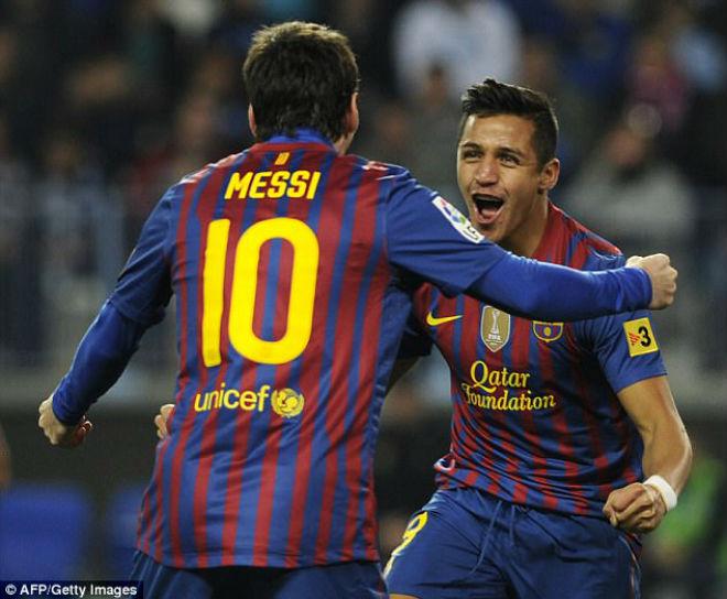 Barca tái đấu Chelsea: Messi thiên tài vẫn phải khóc rưng rức - 2