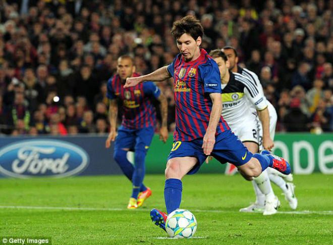 Barca tái đấu Chelsea: Messi thiên tài vẫn phải khóc rưng rức - 1
