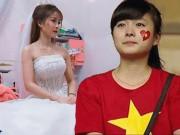 Crying girl  Nhật Lệ bất ngờ lên xe hoa về nhà chồng