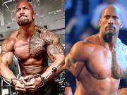 Choáng với chế độ tập cực nặng để có cơ bắp khủng của The Rock