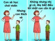 Giáo dục - du học - Những sai lầm cha mẹ nào cũng mắc phải khi nuôi dạy con