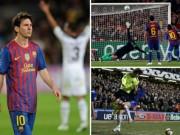 Barca tái đấu Chelsea: Messi thiên tài vẫn phải khóc rưng rức