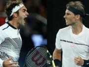 Bảng xếp hạng tennis 12/2: Federer tiến 1 bước lấy số 1, Nadal bất lực