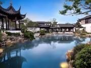 Sững sờ trước tuyển tập biệt phủ Trung Hoa đẹp tựa chốn bồng lai
