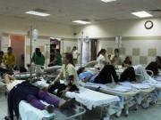 Ăn cà ri gà, hàng trăm công nhân  kéo nhau  vào bệnh viện chiều 27 Tết