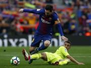Bóng đá - Barca mất điểm, Messi tịt ngòi: Valverde ngán Chelsea, sợ mất La Liga