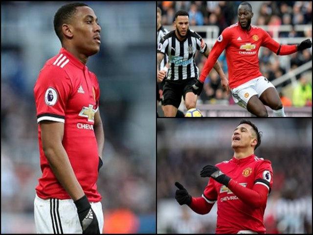 MU thua sốc, đội hình khủng hoảng: Cay cú Sanchez, Martial bất mãn
