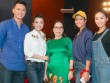 Hoa hậu H'Hen Niê và Hồ Đức Vĩnh làm từ thiện ngày cuối năm