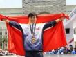 Tin thể thao HOT 12/2: VĐV xe đạp Việt Nam giành HCV châu Á