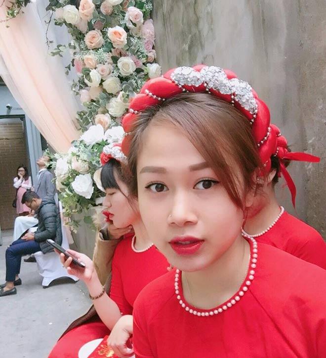 Cô gái 10 năm bê tráp cưới, nhận gần 500 phong bao lì xì - 3