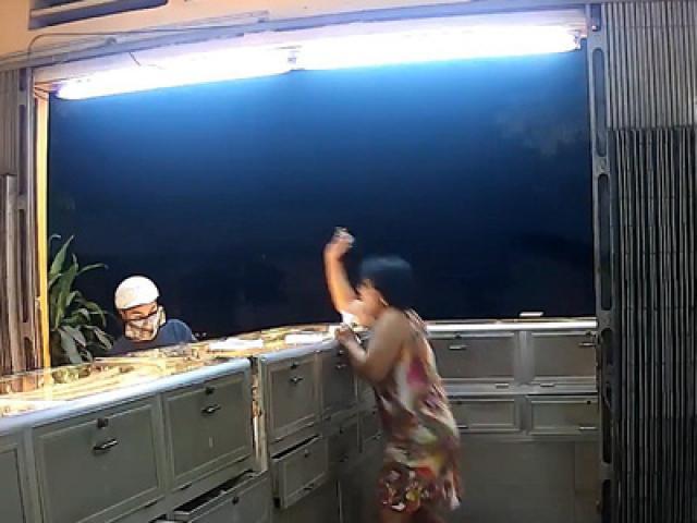 Cận Tết, trộm cướp rất liều lĩnh!