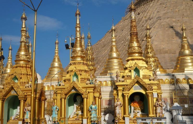 Tòa tháp xa xỉ nhất thế giới: Làm từ hàng chục tấn vàng, hàng nghìn carat kim cương - 9