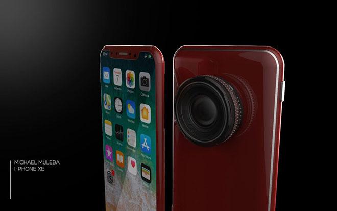 """iPhone XE theo hướng """"cameraphone"""" đẹp khác lạ - 2"""