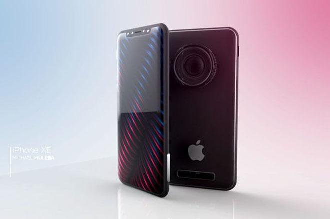 """iPhone XE theo hướng """"cameraphone"""" đẹp khác lạ - 1"""