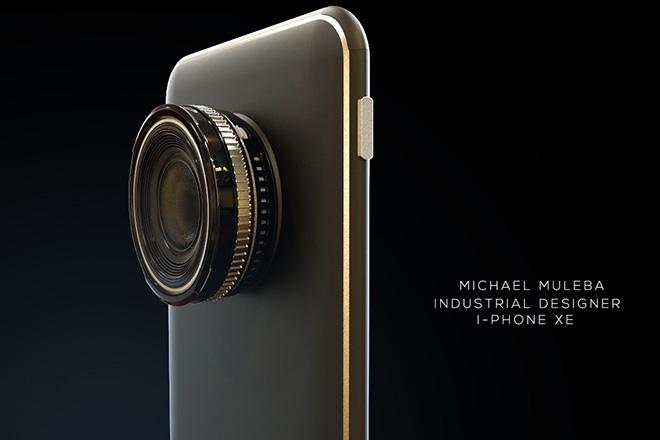 """iPhone XE theo hướng """"cameraphone"""" đẹp khác lạ - 6"""