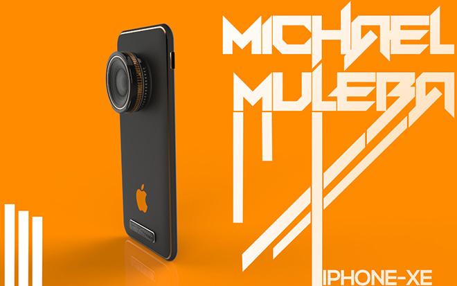 """iPhone XE theo hướng """"cameraphone"""" đẹp khác lạ - 3"""