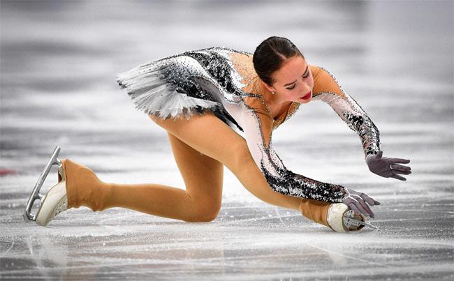 Cô gái tài năng này từng giành danh hiệu vô địch quốc gia 2018 và danh hiệu vô địch châu Âu 2018 trước khi đến với Olympic Mùa đông 2018.