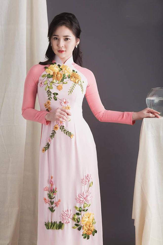 Không cần sexy, hot girl Đà Nẵng vẫn cuốn hút bất ngờ với áo dài xuân - 3
