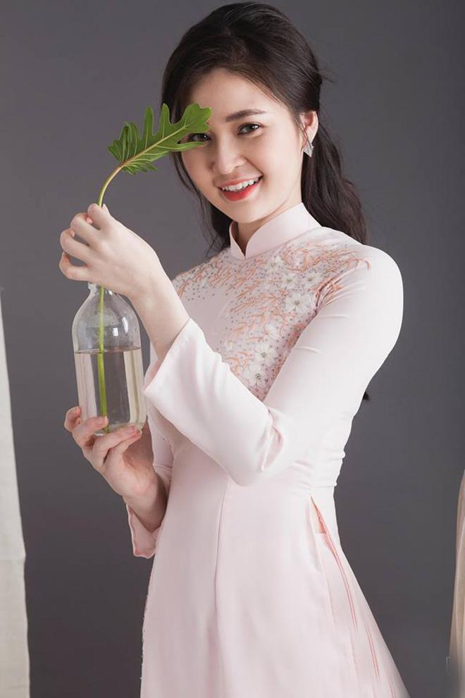 Không cần sexy, hot girl Đà Nẵng vẫn cuốn hút bất ngờ với áo dài xuân - 8