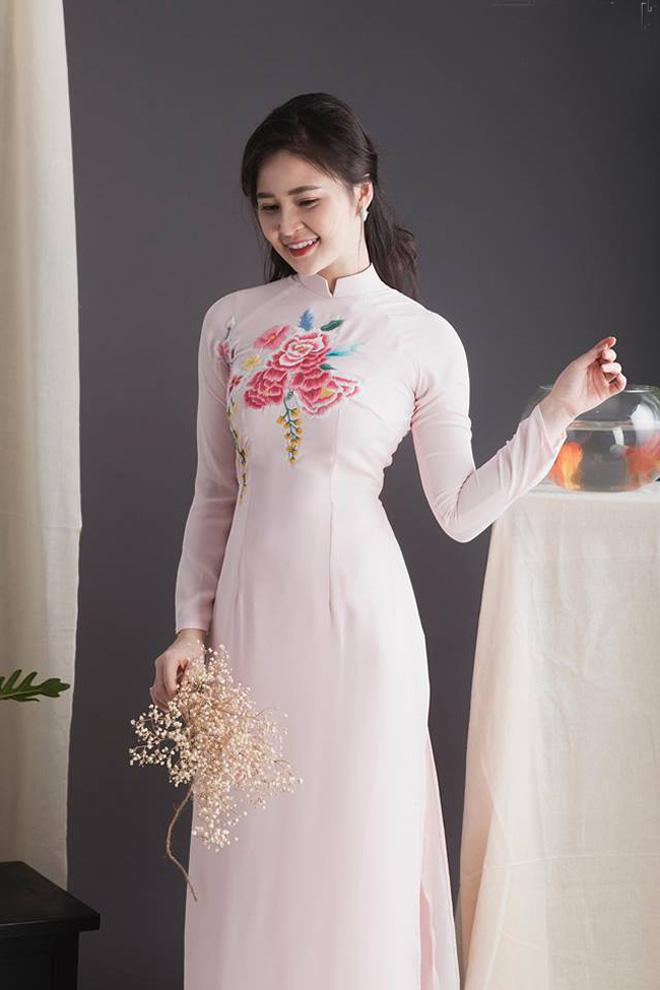Không cần sexy, hot girl Đà Nẵng vẫn cuốn hút bất ngờ với áo dài xuân - 6