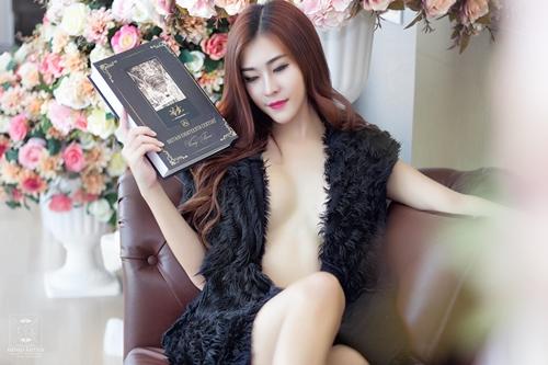 6 địa điểm chụp nội y yêu thích hàng đầu của mỹ nhân Thái - 12