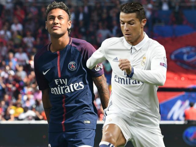 Đấu PSG ở Cúp C1, Real ra đòn độc: Gạ mua Neymar 500 triệu euro